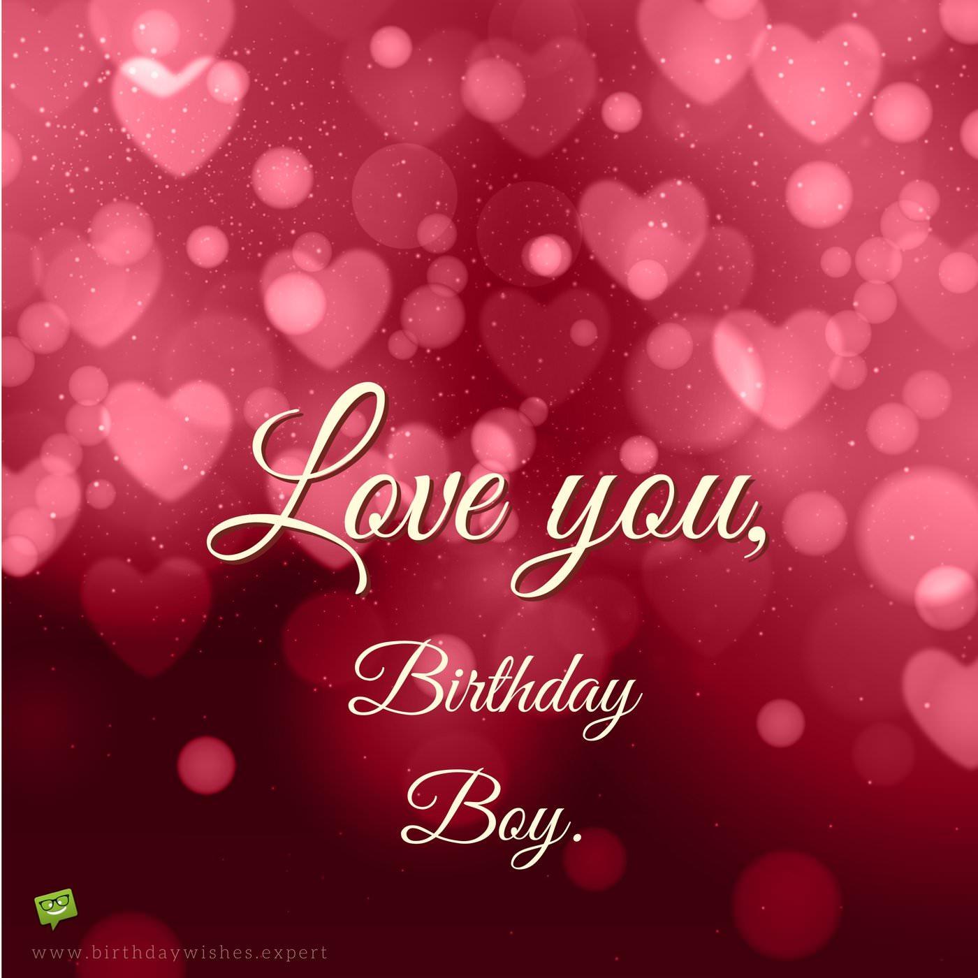 Smart Birthday Wishes for your Boyfriend – Birthday Greeting for Boyfriend