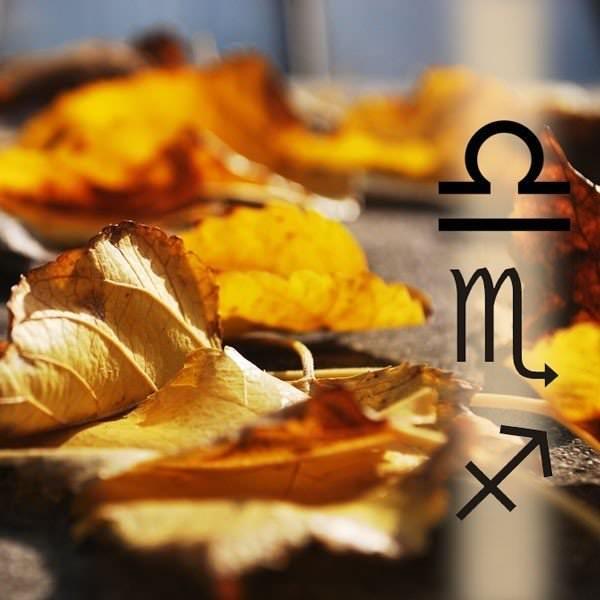Autumn Birthday Wishes – Wishes for the Zodiac Signs of Autumn [Libra, Scorpio & Sagittarius]