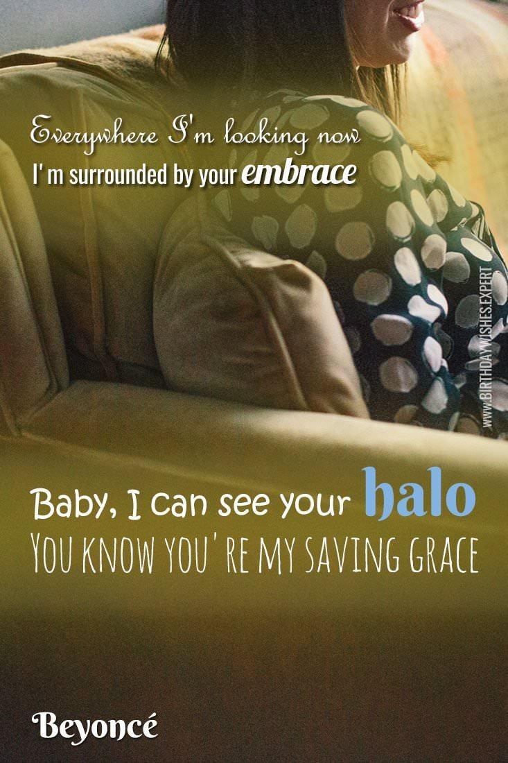 Beyoncé-Halo
