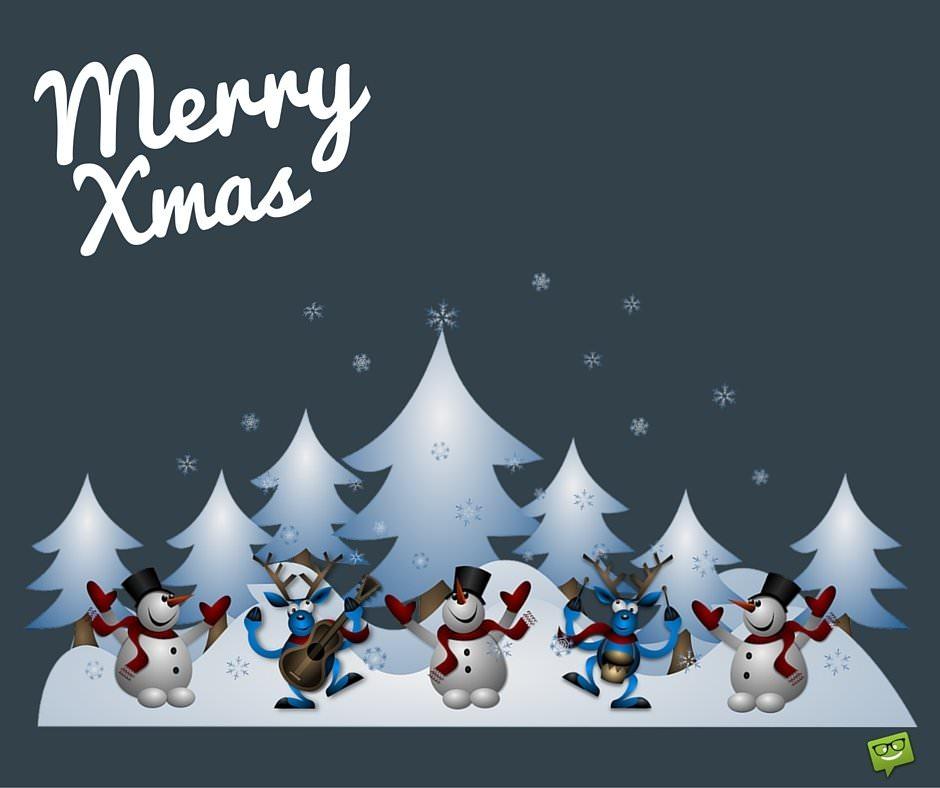 Merry Xmas.
