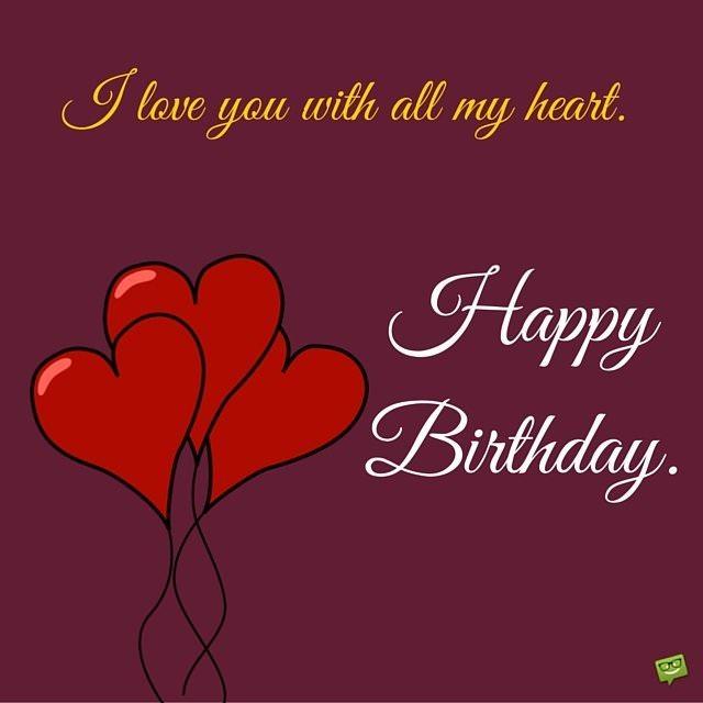 Happy Birthday to My Husband – Happy Birthday to My Husband Cards