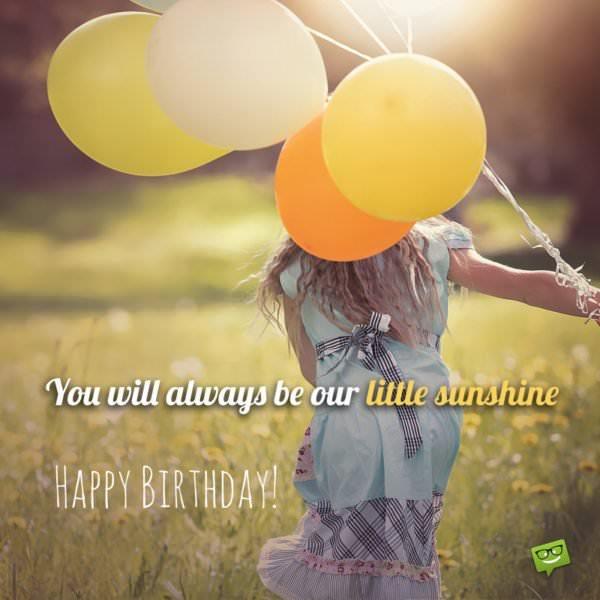 Happy Birthday, my Sweet Daughter!